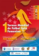 Perepatics Lilla az első női futsal világkupán