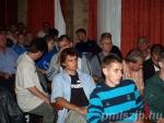 Sikeres edzőtábor: cél a minőségi fiatalítás