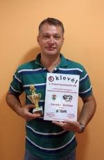 Laczkó Zoltán a legjobb futsalos