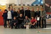 Az Igazgatóság csapata nyert a VII. Halhatatlan Sípmesterek Tornáján